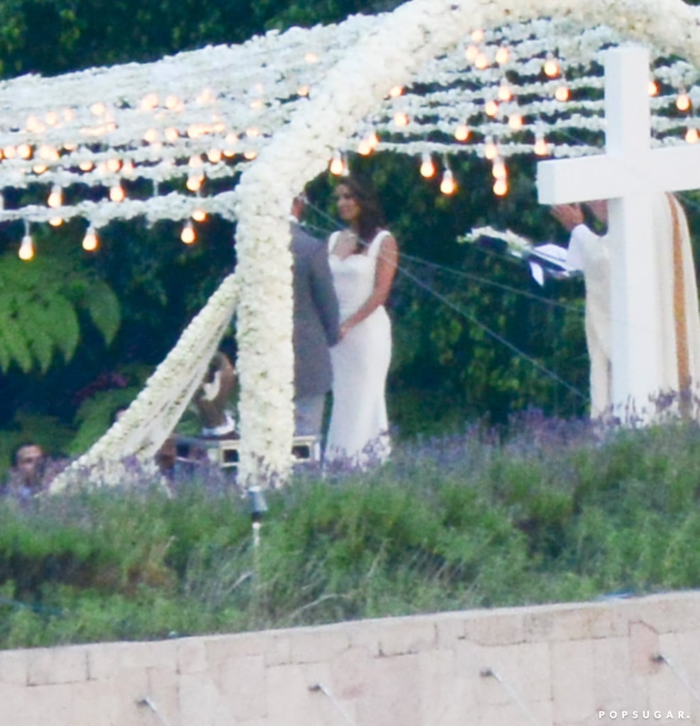 """Eva Longoria and her longtime love, José Antonio Bastón, tied the knot in a private ceremony in Valle de Bravo, Mexico, on May 21. The Telenovela star stunned in a gorgeous white gown designed by pal Victoria Beckham, who also served as a witness, and the guest list included stars like David Beckham, Ricky Martin, Jaime Camil, Mario Lopez, and Melanie Griffith.  Following her big day, Eva took to Instagram to share her excitement over her nuptials, writing, """"In our garden, surrounded by a small gathering of people we love, Pepe and I tied the knot! #TalkAboutBlessed #ImStillFloating #OmgMyFeetHurt."""" Along with the note, she uploaded a photo of her and José's wedding bands.  BFF Victoria also posted a snap from the wedding along with a special message for Eva that read, """"Congratulations @evalongoria The smartest,most beautiful woman I have ever met.I feel honored to call you my friend X Such a wonderful day filled with Love X We love Pepe so much!!! @davidbeckham #blessed #toomuchtequilla #omgmyfeethurt #inlovewithmexico 🙏"""" Keep reading to see photos from Eva and José's wedding, then get to know the Televisa president in 10 quick facts."""