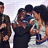 Chadwick Boseman Black Panther Speech 2019 SAG Awards Video