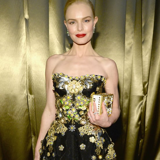 Kate Bosworth Golden Globes After Party Look 2016