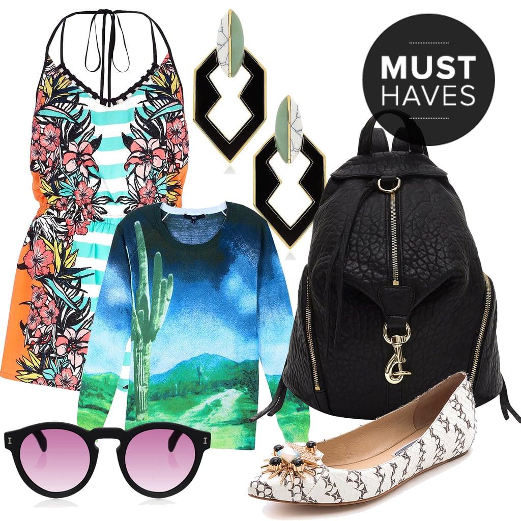 Spring Fashion Shopping Guide | April 2014
