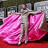 Billy Porter at the 76th Annual Golden Globe Awards in 2019
