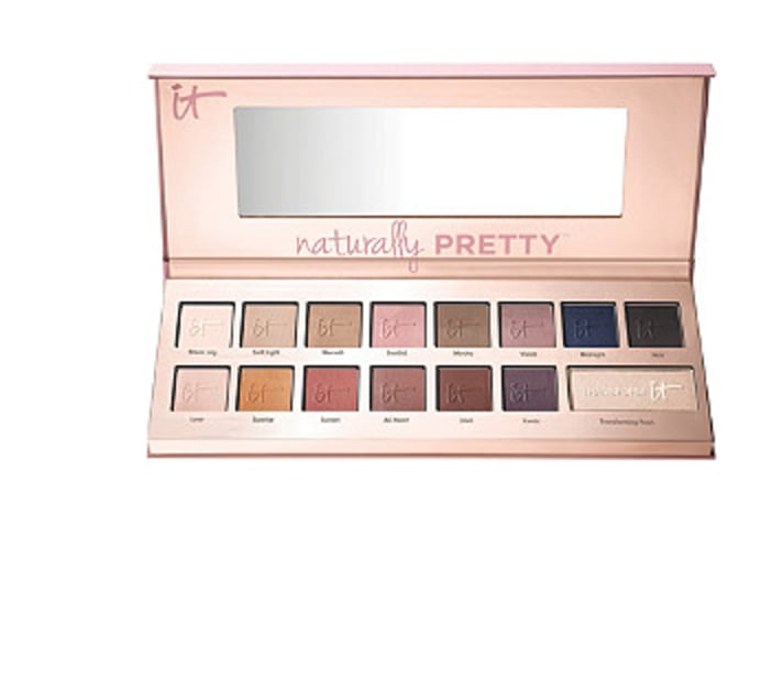 It Cosmetics Naturally Pretty Vol 1 Eyeshadow Palette, 50 percent off ($21, originally $42)