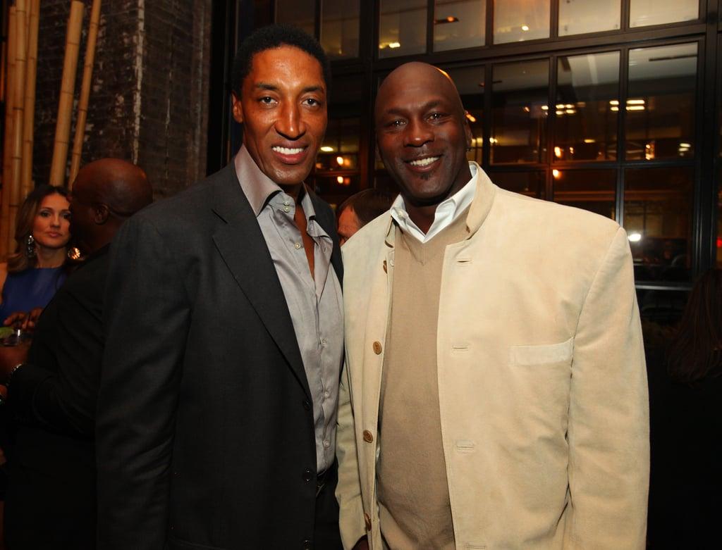 Are Michael Jordan and Scottie Pippen Friends?