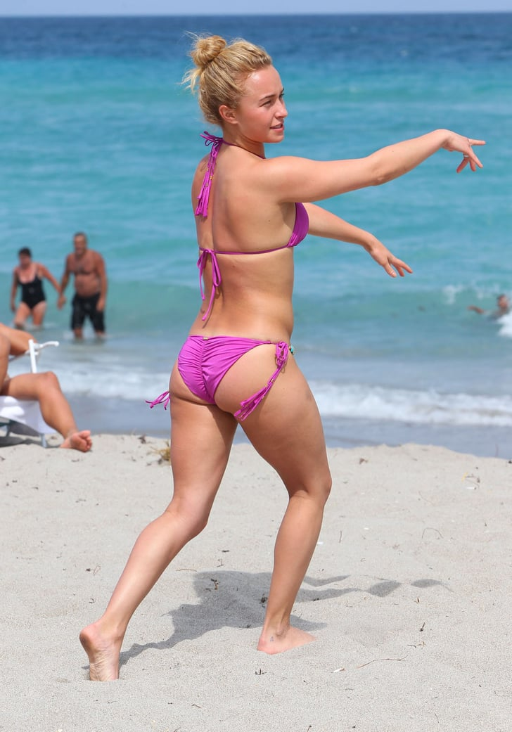 Hayden Panettiere In A Bikini Photos  Popsugar Celebrity Photo 13-4464