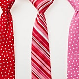 Little Gentleman Valentine's Day Tie