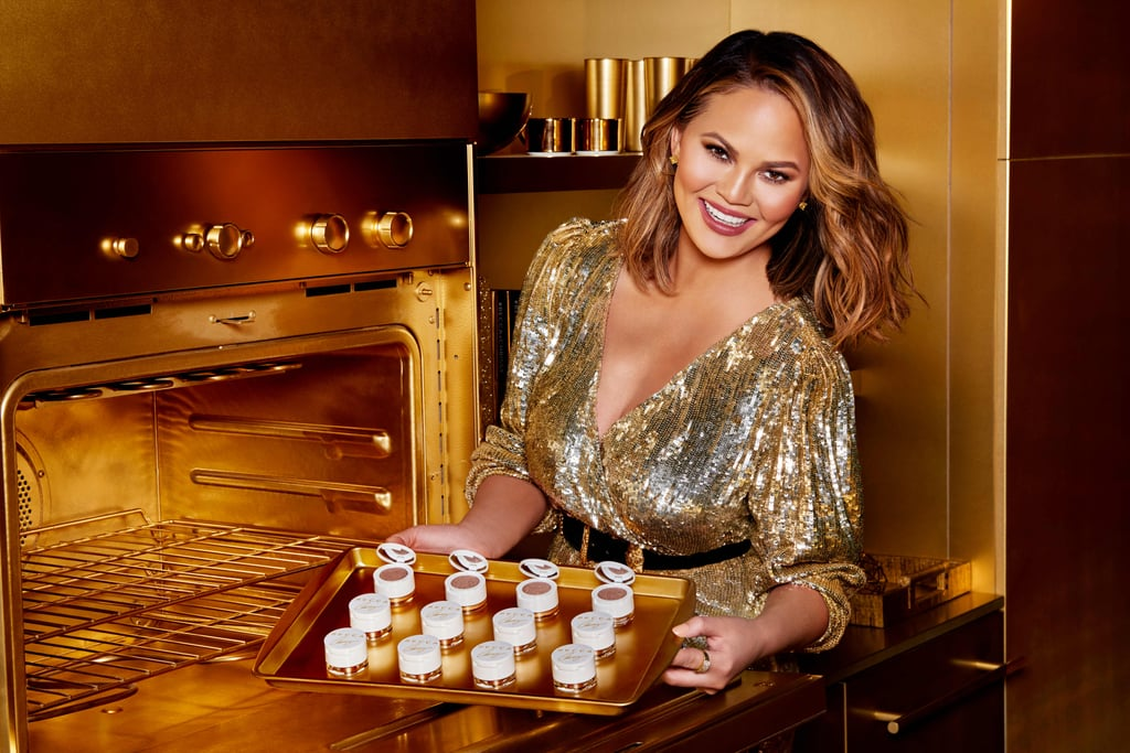 Chrissy Teigen x Becca Cravings Collection 2018