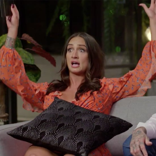 People Got Behind Hayley When David Lashed Out on MAFS Ep 9