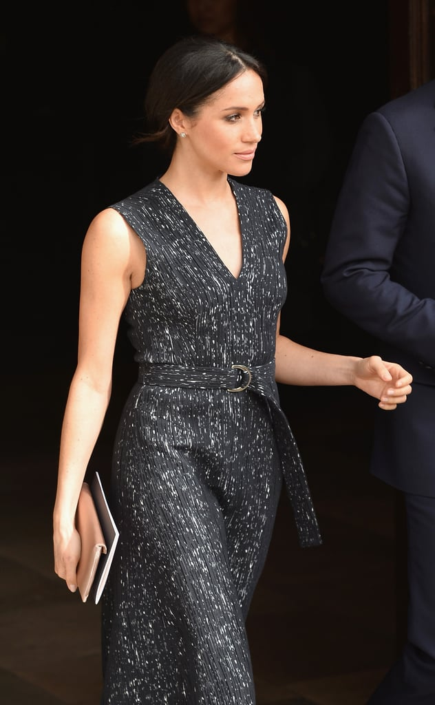 Meghan's Black Dress