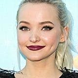 Dove Cameron With a Voluminous Ponytail