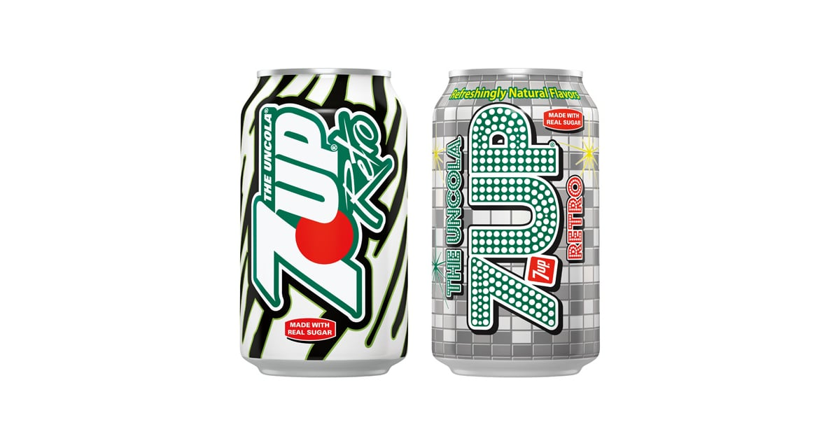 Celebrity Apprentice's Limited-Edition Retro 7Up Cans ...