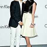 Kate Bosworth and Francisco Costa