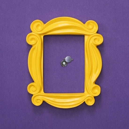 You Can Buy the Iconic Yellow Friends Frame For Your Door