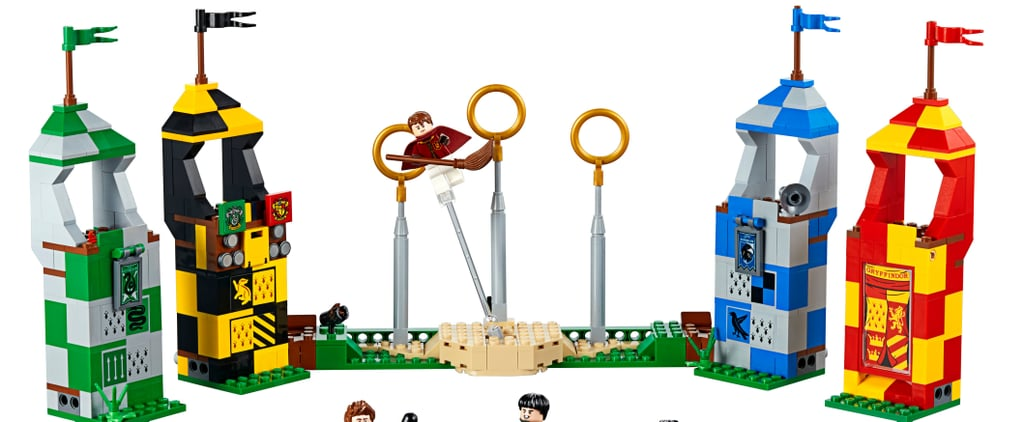 Harry Potter New Lego Sets 2018