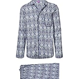 Liberty Print Long Ianthe Pyjama Set (£135)