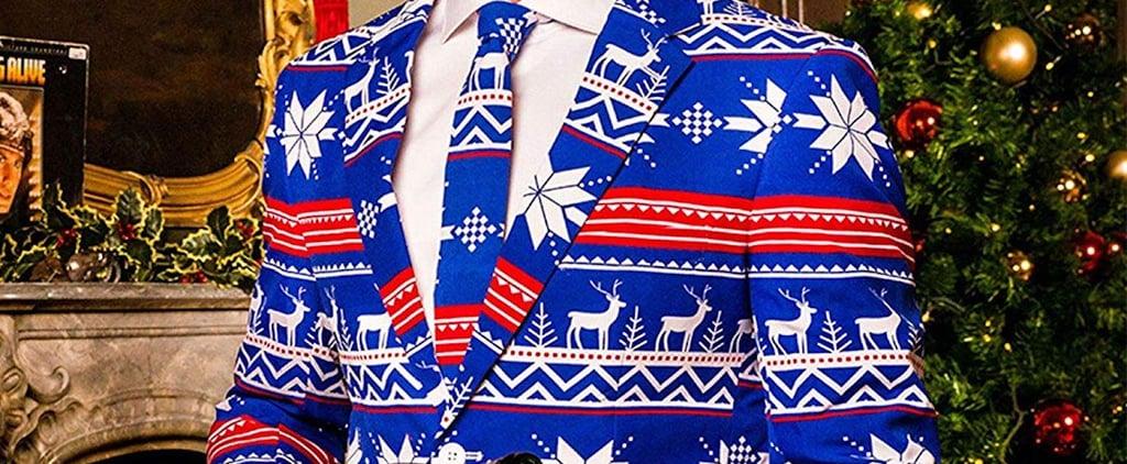 Amazon Holiday Christmas Suit on Sale Black Friday 2019