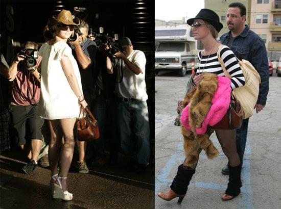 Britney Still Being Britney
