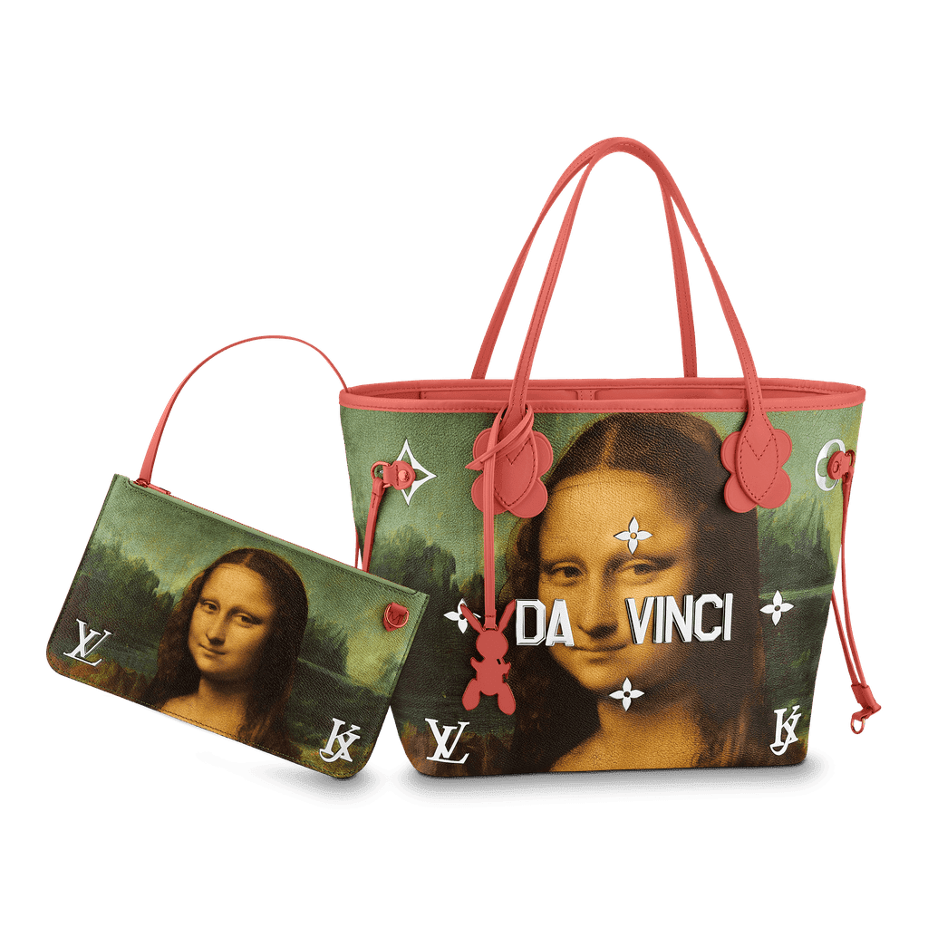 "While Louis Vuitton already mastered modern streetwear with its Supreme collaboration, the brand's latest collaboration does the opposite, placing centuries-old artistic masterpieces on classic LV items. Louis Vuitton has teamed up with famed artist Jeff Koons for a Masters collection. Each piece from the collection features famous artwork, such as Vincent Van Gohh's ""Wheat Fields and Cypresses,"" Peter Paul Rubens's ""Tiger Hunt,"" Leonardo Da Vinci's ""Mona Lisa,"" and more.   Inside each of the spectacular bags, there is a biography and a portrait of the Master who originally created the piece, along with a tag of Koons's notorious inflatable rabbit and a monogram of his initials transformed into the shape of the LV logo — and it's important to note that this is the first time the brand has allowed its famed logo to be reshaped. Plus, you don't have to go to the Louvre to enjoy this historic collaboration. The Masters bags and accessories will be available in select stores starting April 28, and is the first stage of the Louis Vuitton and Koons collaboration. Keep reading to see all the items from the notorious Masters collection.       Related:                                                                                                           17 Things You Probably Never Knew About Louis Vuitton"