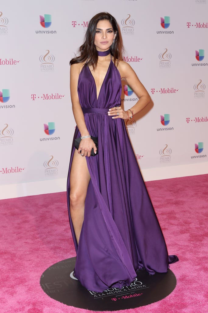 See Every Amazing Look From Last Year's Premio Lo Nuestro Pink Carpet