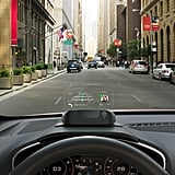 Navdy Mounted Windshield Projector