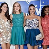 Aly Raisman, Madison Kocian, Laurie Hernandez, and Simone Biles