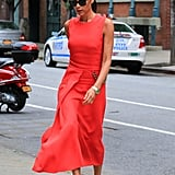 Victoria Beckham's Day Dresses