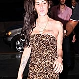 Amy Winehouse Busts Out of Her Bikini and Prepares For a Tony Bennett Duet