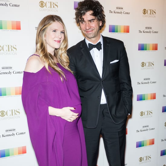Lily Rabe Pregnant With First Child