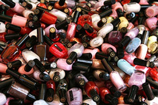 Have You Ever Finished a Bottle of Nail Polish?