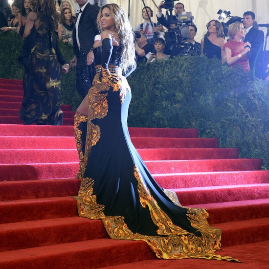 See Beyonce's Givenchy Met Gala Gown From All the Angles!