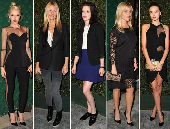 Kristen, Miranda, Gwen And More Party With the McCartney's