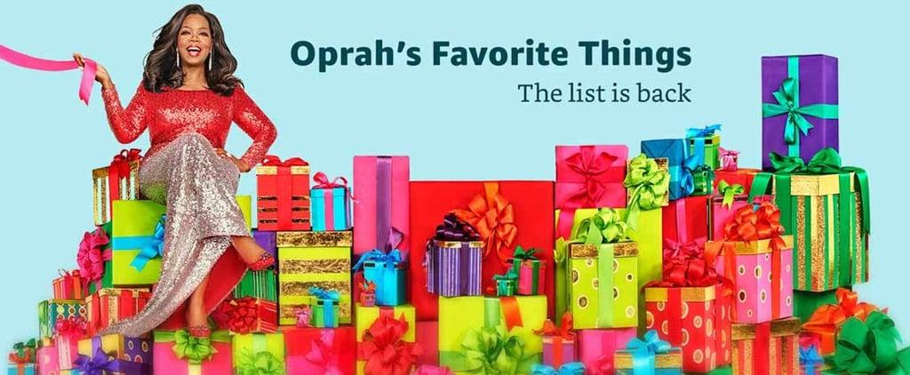 Oprah's Favorite Things List 2018