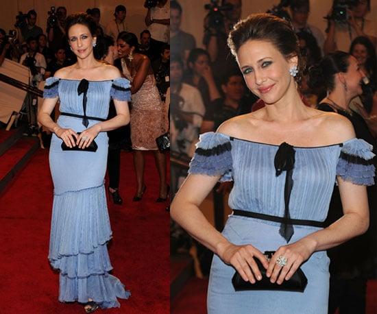 Vera Farmiga at 2010 Met's Costume Institute Gala