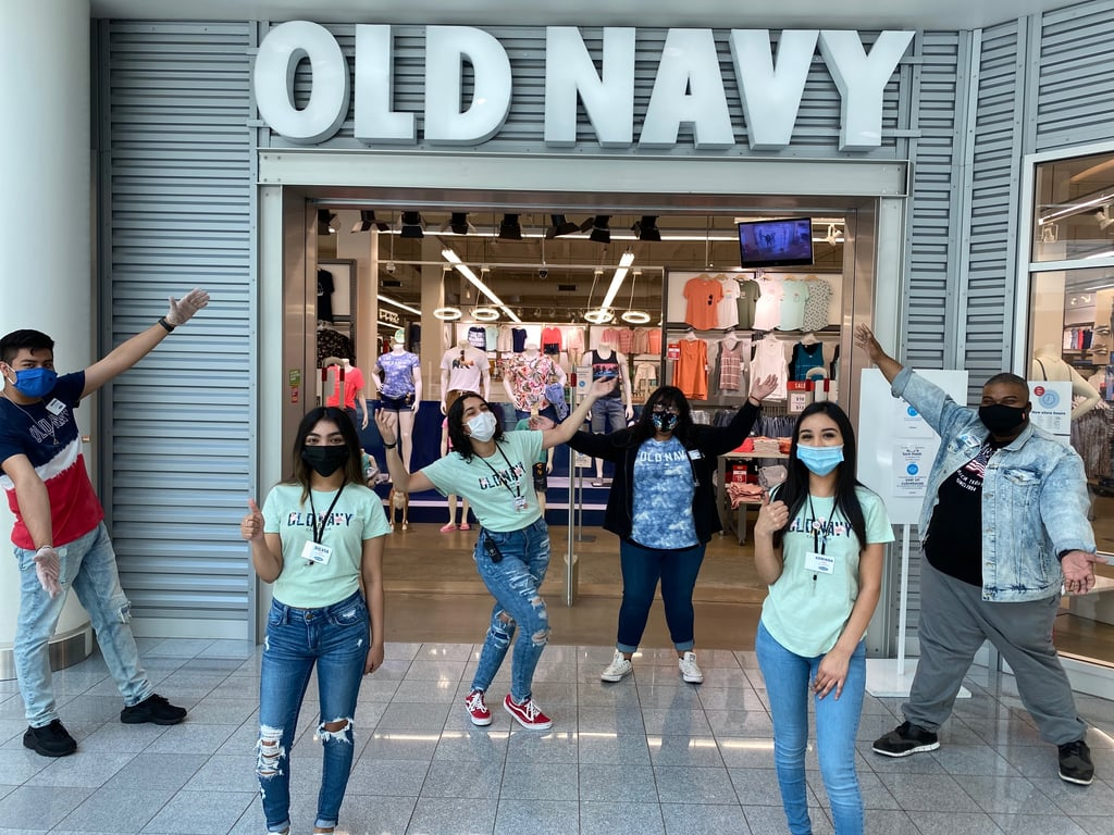 Old Navy and Tory Burch Pay Employees to Work Polls
