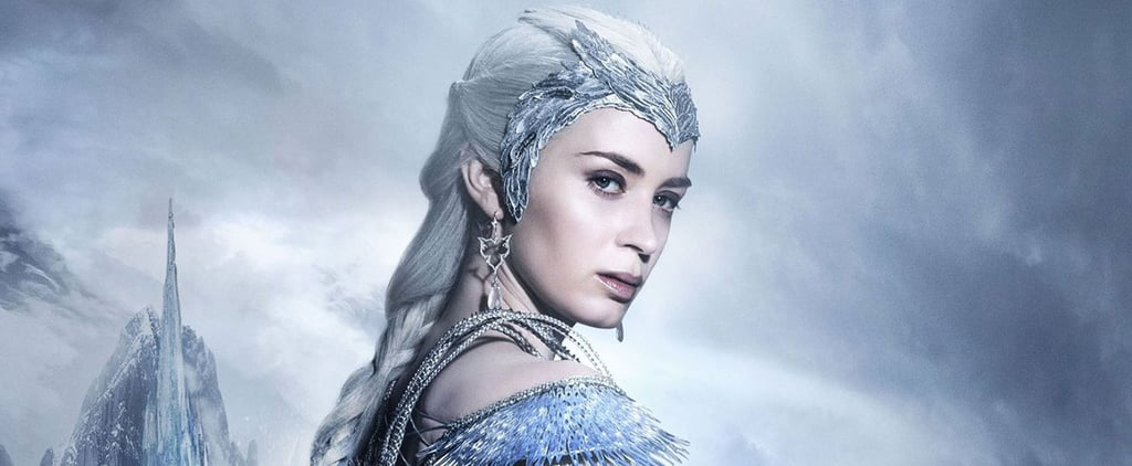 Emily Blunt and Chris Hemsworth Look So Good It Hurts in The Huntsman Sequel Posters