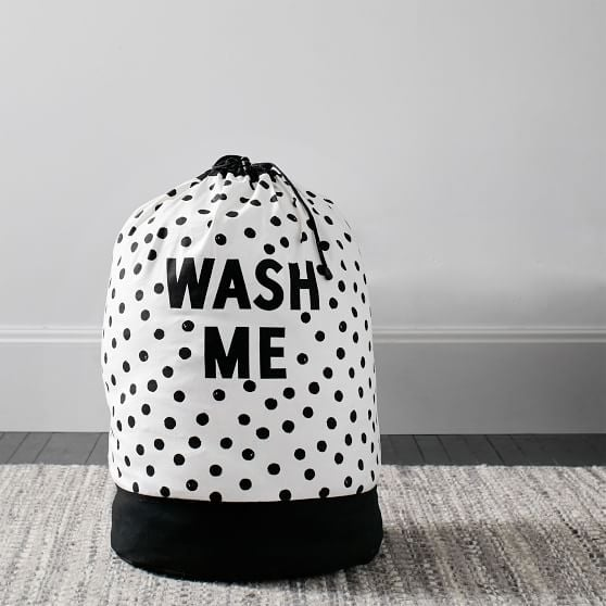 c1242594a The Emily and Meritt Wash Me Laundry Backpack | 101 Unexpected Items ...