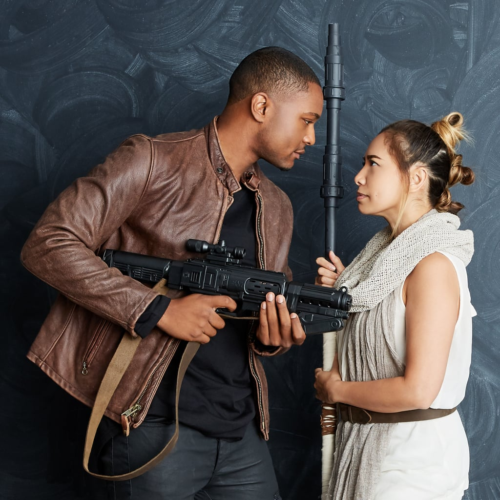 Star Wars Living Room Art: Star Wars Family Halloween Costume