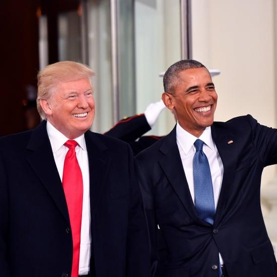 Bad Lip Reading of Donald Trump's Inauguration