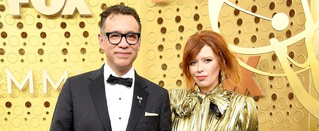 Fred Armisen Supports Girlfriend Natasha Lyonne at the Emmys