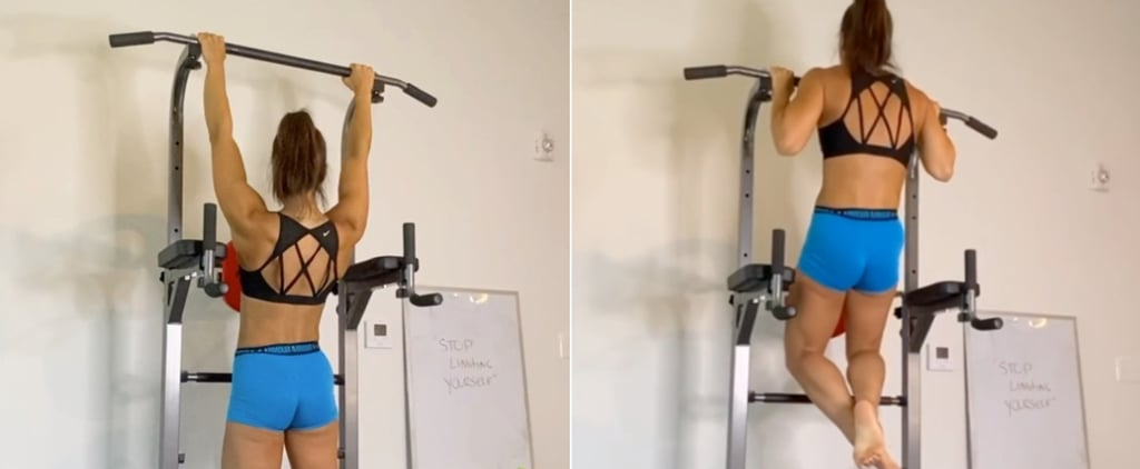 Trainer Angela Gargano's Tips For Perfect Pull-Ups