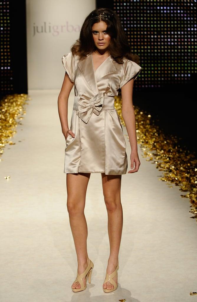 Rosemount Australia Fashion Week: Juli Grbac Spring 2010