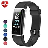 YAMAY Fitness Tracker With Heart Rate Monitor, Fitness Watch Activity Tracker Smart