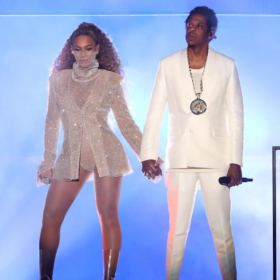 Beyoncé and JAY-Z On the Run II Tour Elevator Video