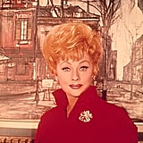 Lucille Ball's Natural Hair Color