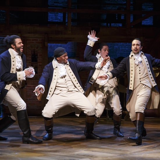 Hamilton Movie Hitting Theatres With Original Broadway Cast