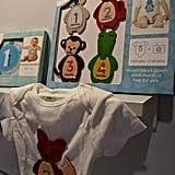 Pearhead Felt Belly Stickers