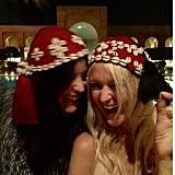 Liv Tyler and Zanna Rassi shared a cute moment.