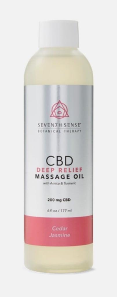 Deep Relief Massage Oil