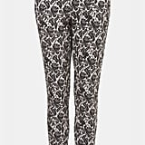 All you need is this pair of Topshop lace skinny pants ($80) to make a statement at a party. Finish off the look with patent loafers and a button-up blouse for a chic and comfortable outfit.