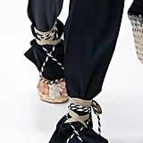 JW Anderson Shoes on the Runway at London Fashion Week