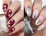 28 Holiday Nail Art Designs That Are Festive -Without Being Cheesy